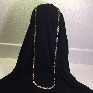 Vintage 1980's Monet Chain Necklace